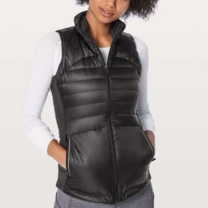 Like New Lululemon Down for a Run Vest